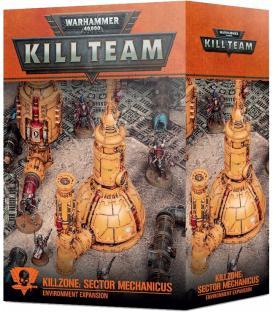 Warhammer Kill Team: Killzone Sector Mechanicus (Expansión de terreno )