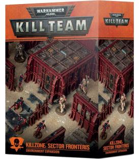 Warhammer Kill Team: Killzone Sector Fronteris (Expansión de terreno)