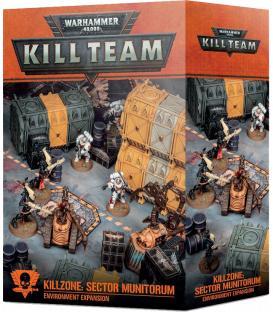 Warhammer Kill Team: Killzone Sector Monitorum (Expansión de terreno)