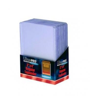 Fundas Ultra Pro Toploader Regular (63.5x88.9mm) (25 Unidades)
