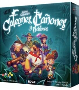 Galeones, Cañones y Doblones