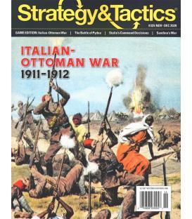 Strategy & Tactics 325: Italian-Ottoman War 1911-1912