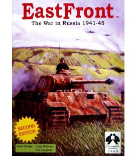 EastFront: The War in Russia 1941-45 (Inglés)