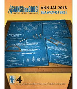 Against the Odds: Annual 2018 - Sea Monsters! (Inglés)