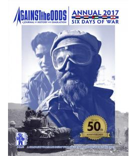 Against the Odds: Annual 2017 - Six Days of War (Inglés)
