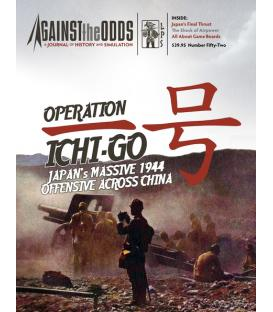Against the Odds 52: Operation Ichi-Go - Japan's Massive 1944 Offensive across China (Inglés)