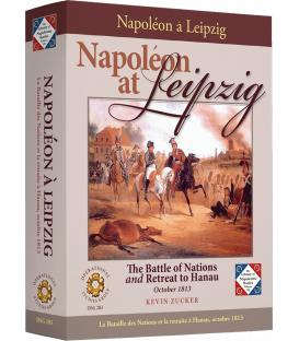 Napoleon at Leipzig: The Battle of Nations and Retreat to Hanau