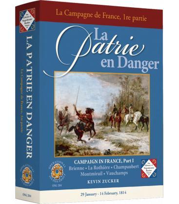 La Patrie en Danger: The Campaign in France, Part I