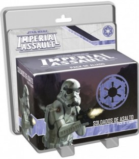 Star Wars Imperial Assault: Soldados de Asalto