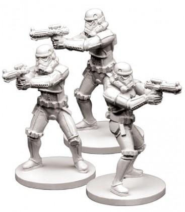 Star Wars Imperial Assault: Soldados de Asalto