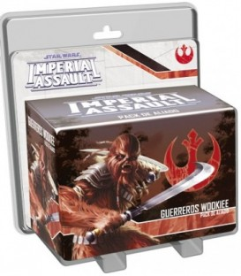 Star Wars Imperial Assault: Guerreros Wookiee