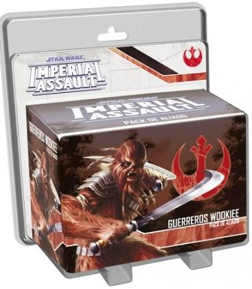 Star Wars Imperial Assault: Guerreros Wookiee