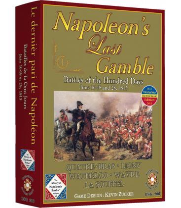 Napoleon's Last Gamble: Battles of the Hundred Days (Inglés)