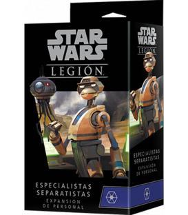 Star Wars Legion: Especialistas Separatistas (Expansión de Personal)