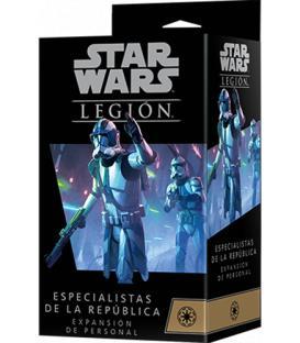 Star Wars Legion: Especialistas de la República (Expansión de Personal)