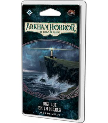 Arkham Horror LCG: Una Luz en la Niebla / La Conspiración de Innsmouth 4