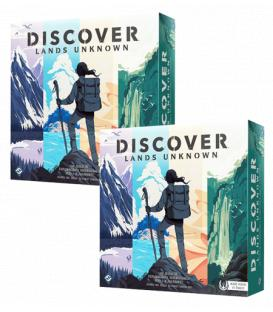 Pack 2 X Discover: Lands Unknown