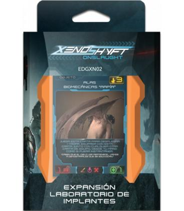 Pack Xenoshyft Onslaught + 4 Expansiones