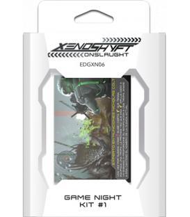 Xenoshyft Onslaught: Game Night Kit 1