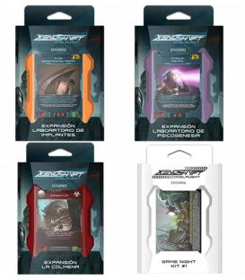 Xenoshyft Onslaught (Pack 4 Expansiones)