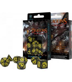 Q-Workshop: Dragons (Black & Yellow)