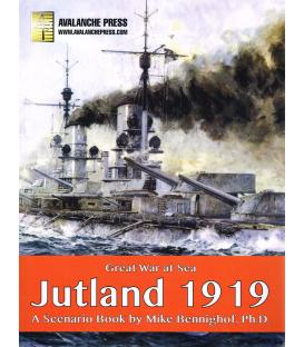 Great War at Sea: Jutland 1919 (Inglés)