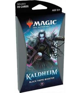 Magic: The Gathering - Kaldheim (Black Theme Booster) (Inglés)