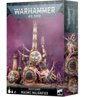 Warhammer 40,000: Death Guard - Miasmic Malignifier