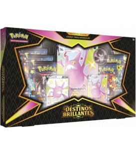Pokemon: Colección Premium - Destinos Brillantes (Crobat VMax)