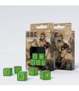 Q-Workshop: Orc (Green & Yellow)
