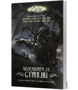 Novela: Adoradores de Cthulhu (Rústica / Bolsillo)