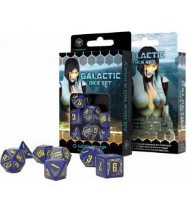 Q-Workshop: Galactic (Navy & Yellow)