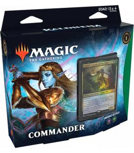 Magic the Gathering: Kaldheim - Mazo Commander (Imperio Élfico)