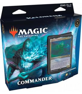 Magic the Gathering: Kaldheim - Mazo Commander (Premonición Fantasmal)