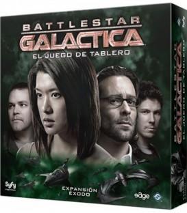 Battlestar Galactica: Éxodo