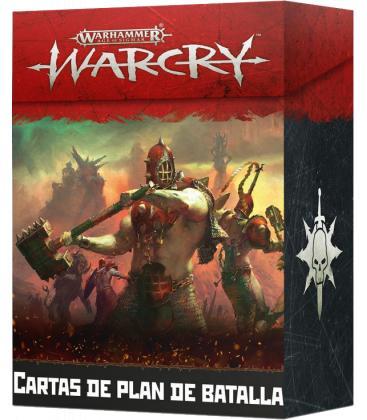 Warcry: Cartas de plan de batalla
