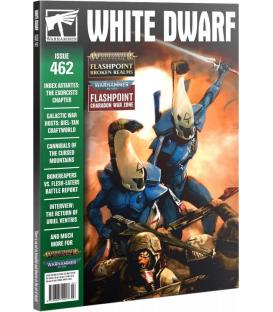 White Dwarf: March 2021 - Issue 462 (Inglés)