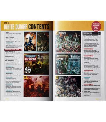 White Dwarf: March 2021 - Issue 462 (Inglés)