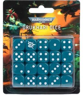 Warhammer 40,000: Drukhari (Dados)