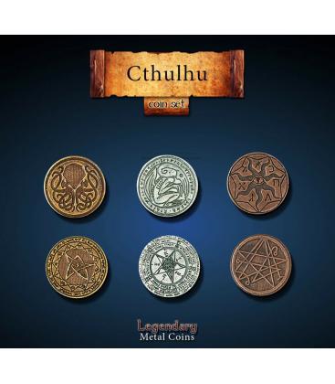 Legendary Metal Coins: Cthulhu (24)