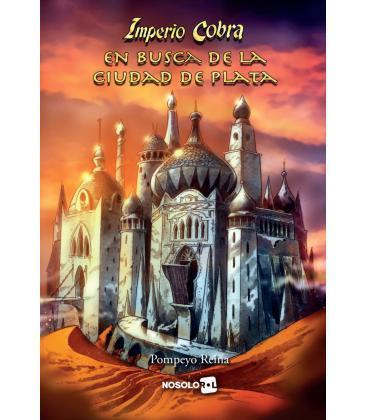 Imperio Cobra: Pack 4 Libro-Juegos