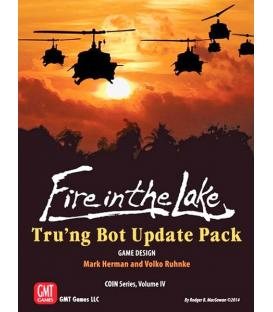 Fire in the Lake: Tru'ng Bot Update Pack (Inglés)