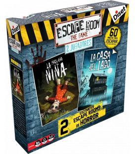 Escape Room: The Game - Horror (2 Jugadores)