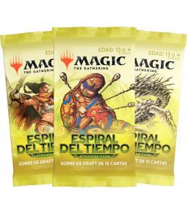 Magic the Gathering: Espiral del Tiempo Remasterizada (Sobre)