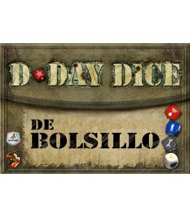 D-Day Dice de Bolsillo