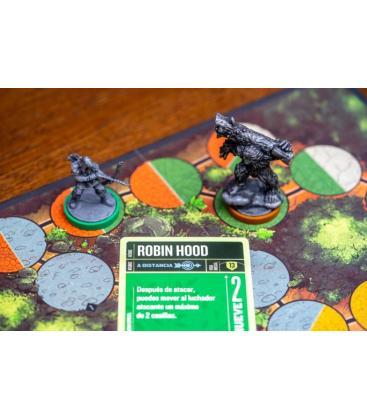 Unmatched Battle Of Legends: Robin Hood vs Bigfoot
