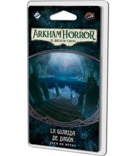 Arkham Horror LCG: La Guarida de Dagón / La Conspiración de Innsmouth 5