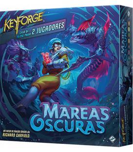 Keyforge: Mareas Oscuras (Caja de Inicio) (+ Mazo regalo La Llamada de los Arcontes)