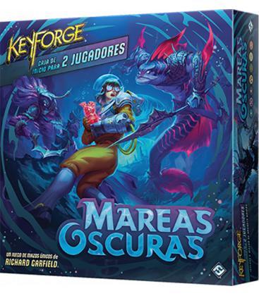 Keyforge: Mareas Oscuras (Caja de Inicio)