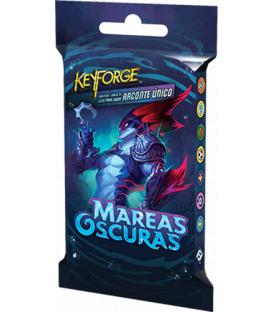 Keyforge: Mareas Oscuras (Mazo) (+ Mazo regalo La Llamada de los Arcontes)